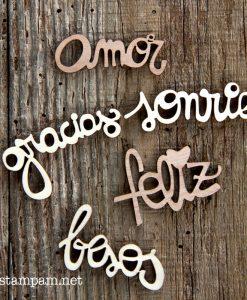Parauletes per decorar en castellà